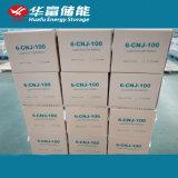 Solarbatterie der nachladbare Batterie-gedichtete Leitungskabel-Säure-Batterie Sunstone Marken-12V 100ah