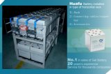 Solar Energy Kraftwerk-Speicherbatterie (2V1500AH)