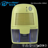 Mini desumidificador Home dessecante portátil do dispositivo Thermo elétrico plástico