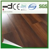 12mm en relieve de roble marrón Laminado piso de madera