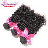 Cheveu profond malaisien de pente de l'onde 8A du meilleur fournisseur de cheveux humains