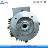 Стальная алюминиевая рамка мотора отливки серого утюга с покрытием