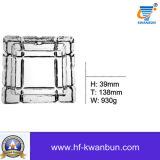 Het uitstekende kwaliteit Gekleurde Glaswerk kb-Jh06153 van het Vaatwerk van het Asbakje van het Glas