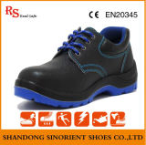 Ботинки безопасности Rh062 Split кожи коровы S1p