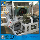 Bandeja de papel automática del rectángulo del cartón del huevo que hace la cadena de producción de máquina precio con eficacia alta