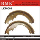 Sabots de frein de chariot élévateur de qualité (LK70001)