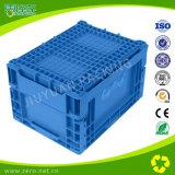 Recipiente Foldable dos escaninhos da caixa plástica do armazenamento para Nissan