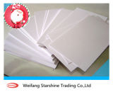 Cartulina de la tarjeta de marfil para empaquetar y la impresión