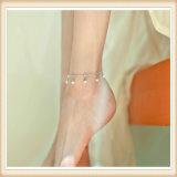 새로운 디자인 유리 구슬 형식 보석 발목 장식