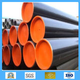 Od. tubo de acero inconsútil de 6-168.3m m