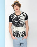Selling caldo New Design Stylish Front All Over Printed Shirt per Men