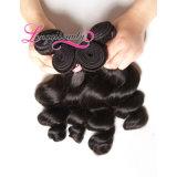 Волосы девственницы волны быстрой поставки сырцовые свободные дешево людские бразильские