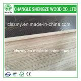 Las granes cantidades de madera contrachapada/de película marinas hicieron frente a la madera contrachapada