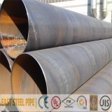 Tubulação de petróleo de aço soldada espiral do API 5L