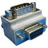 Rechtwinklig dB9 Low Profile Adapter