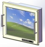"21 ""Rugged Shipboard TFT LCD Display"