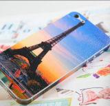 Etiqueta feita sob encomenda da caixa do telefone móvel que faz a máquina para iPhone7/Huawei P9