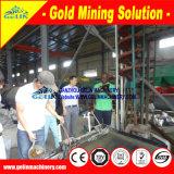 L'oro raffina il concentratore Wilfley di gravità della macchina che agita la Tabella per il separatore dell'oro