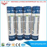 Impermeabilizzazione composta del polipropilene del polietilene, membrana d'impermeabilizzazione del residuo del polimero alto pp /PE per il tetto della costruzione