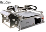 Selección de la máquina de SMT y máquina Neoden3V-Advanced del lugar