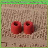 Il trasduttore auricolare Common-Use capovolge le punte dell'orecchio della gomma piuma di memoria del rimontaggio