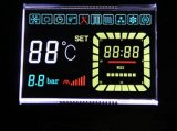 De zwarte van de Grond Negatieve LCD Module van Va