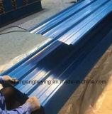 Moinho direto da telhadura de aço do metal do zinco da largura Gi/PPGI/Gl do material SGCC 900mm da casa