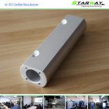 Peças fazendo à máquina do CNC da alta qualidade de alumínio no equipamento industrial