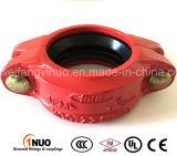 le couplage rigide nodulaire FM/UL/Ce de fer de moulage 114.3mm/4.5inch a reconnu