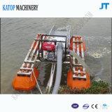 De mini Gouden Boot van de Baggermachine van de Zuiging van de Baggermachine Gouden