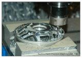 Чертежи CAD подгоняли часть металла CNC точности