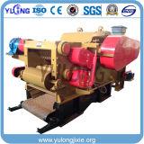熱い販売のセリウムの承認の木製のログのおがくず機械