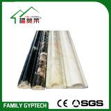Moulage de corniche de PVC