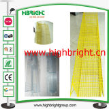 Steel Wire Mesh Wardrobe Lockers