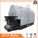 Bois balles de riz Steam Boiler Fired