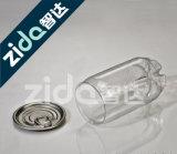 Lata de plástico bem-selada de alimentos secos