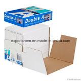Papier bon marché de la pulpe A4 du blanc 100%Wood de qualité
