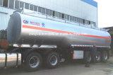 3 Aanhangwagen van de Tanker van de Aanhangwagen van de Tank van de Brandstof van assen de Semi 55000 Liter