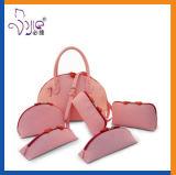 Sedex/Loreal Zak van het Patroon van Leechi van de Fabriek van de Controle de Roze Leuke Kosmetische