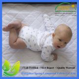 Anti-allergeen Hypoallergeen Crib Mattress Protector