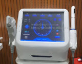 La piel sin dolor de la elevación de cara de Hifu de la última tecnología aprieta la máquina