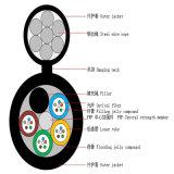 Selbsttragende Kern-Abbildung 8 Faser-Optikkabel des einzelnen Modus-8