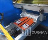 Hydraulische Vouwende Machine met de As van Delem Da41 CNC Twee