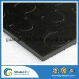 Schiene-Beweis Diamant-Stahlplatte für Fußboden-Blatt