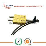 Твердый или, котор сел на мель удлинительный кабель термопары проводника (тип JX/KX/EX/TX)