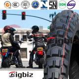 Kenia-berühmter farbiger Gummireifen des Reifens des Motorrad-80/100-14