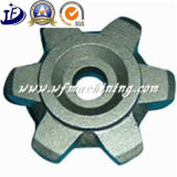 OEMは投げられたプロセスの灰色か延性がある鉄の鋳造を砂型で作る