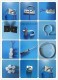 プラスチックはFTTH/FTTHの付属品のための釘を留める