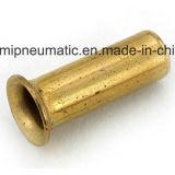 크롬 도금된 금속 금관 악기 관 이음쇠, 젖꼭지, 삽입, 계획