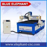 Cnc-Fräser 1325 für rostfreies Metallstahlaluminiumausschnitt